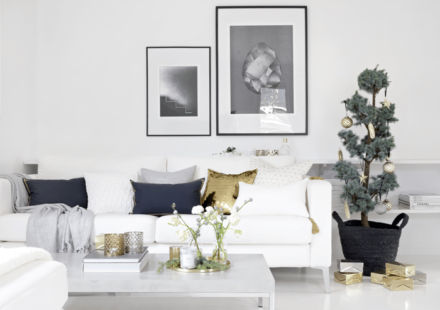 H&M Home Holiday by Stylizimo