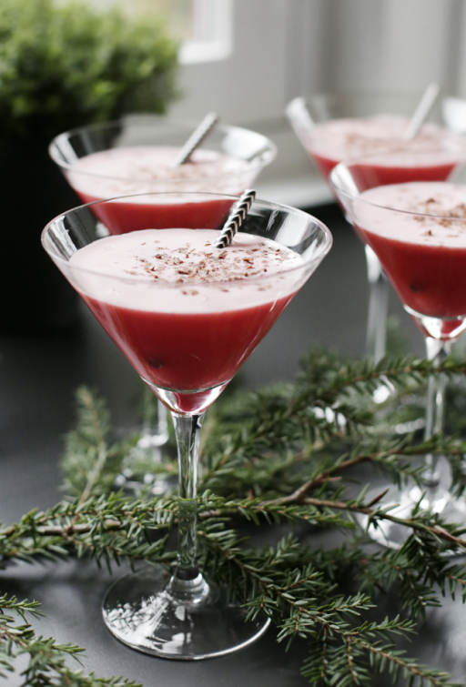 Julefest juice med Magimix