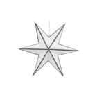 Papirstjerne 7 point STROKE 45 cm