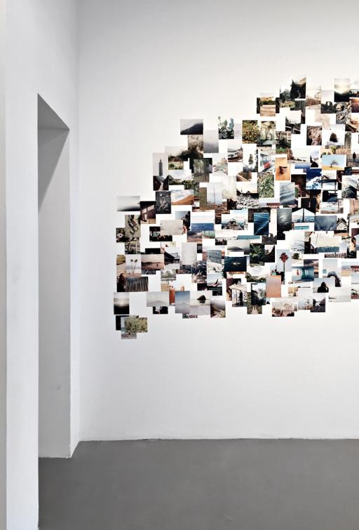 DIY: Memory wall