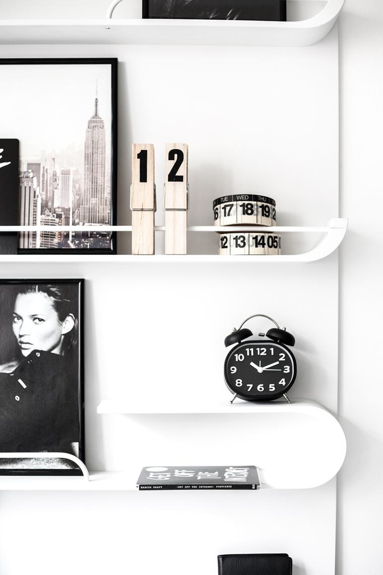 Rafa-kids K desk white + XL shelf 08