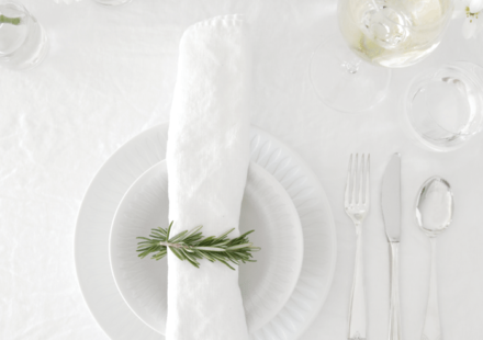 Table setting – 17th of May