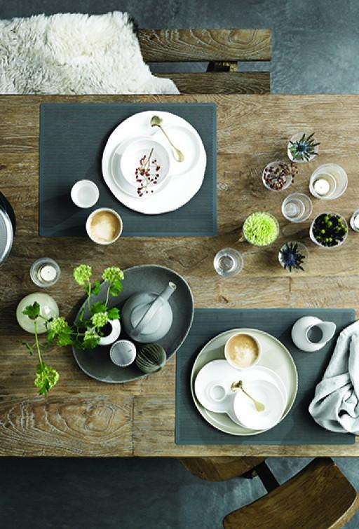 VIPP Table setting