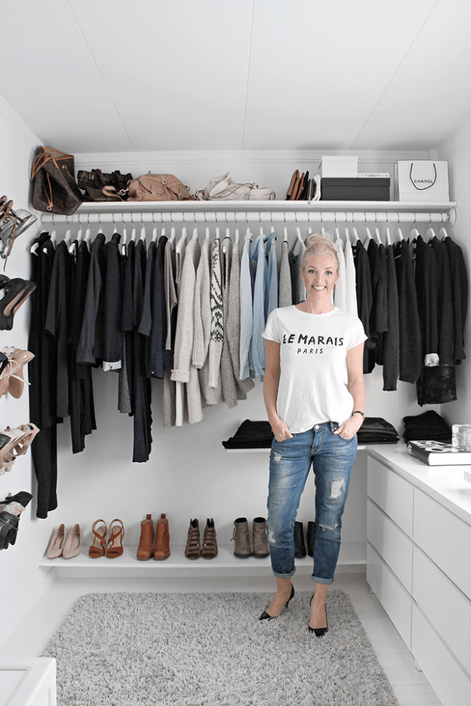 Walk in Closet On A Low Budget Stylizimo