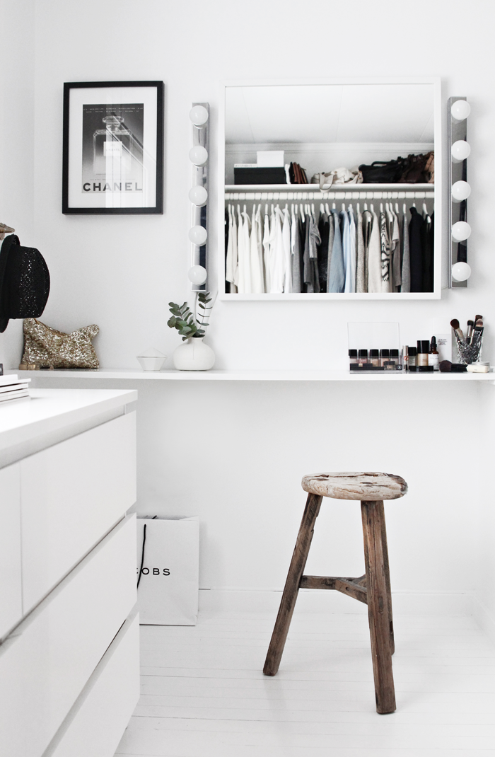 Walk In Closet On A Low Budget!